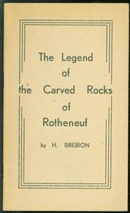 The legend of the carved rocks ( of Rotheneuf )