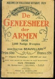 De geneesheer der armen en de 2,000 nuttige recepten
