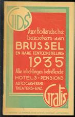 Gids voor hollandsche bezoekers aan Brussel en hare tentoonstelling 1935