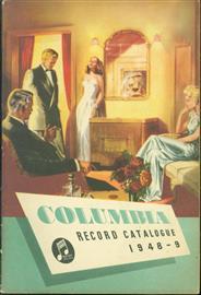 Columbia record catalogue.