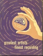 Nederlandse Hoofdcatalogus - Greatest artist. Finest recording  - His masters Voice