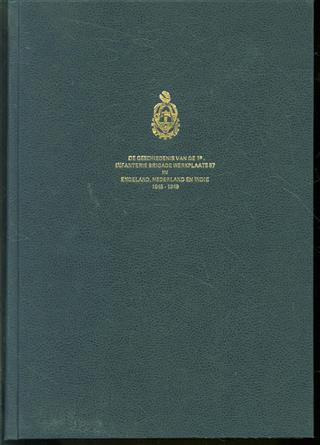 De geschiedenis van de 1e Infanterie Brigade Werkplaats 87 in Engeland, Nederland en Indie, 1945-1949