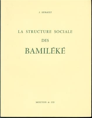 La structure sociale des Bamileke