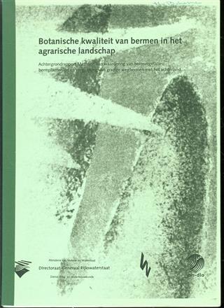 Botanische kwaliteit van bermen in het agrarische landschap.