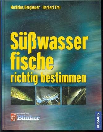 Susswasserfische richtig bestimmen