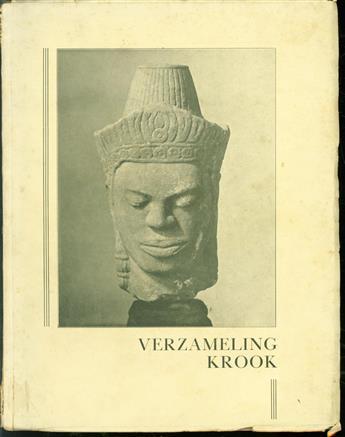 Verzameling Krook.- Verzameling Boeddhistische beeldhouwwerken van J.C.M. Krook