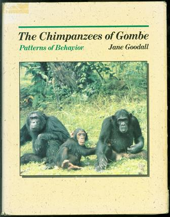 The chimpanzees of Gombe, patterns of behavior