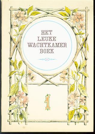 Het leuke wachtkamer boek
