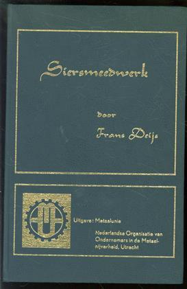 Siersmeedwerk -- Verzamelde antwoorden uit de bondsbladen