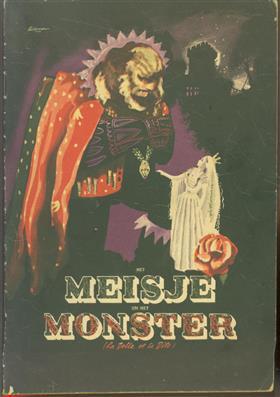 Het meisje en het monster, een sprookje voor groote menschen, film