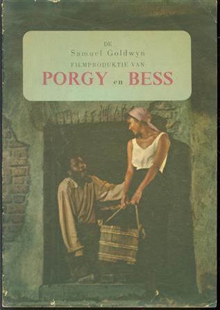 Samuel Goldwyns Filmproduktion Porgy und Bess