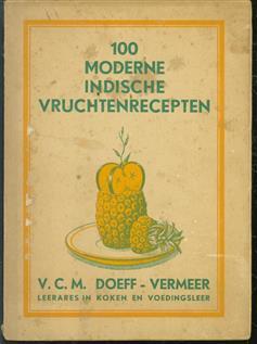 Honderd moderne Indische vruchtenrecepten