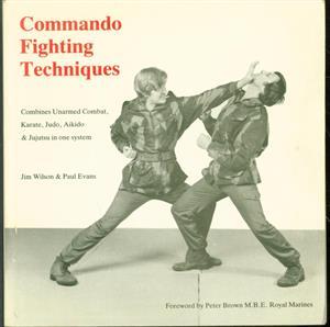Commando fighting techniques