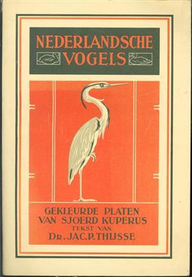 Nederlandsche vogels ( los tekstboekje )