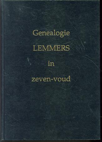 Genealogie Lemmers in zeven-voud
