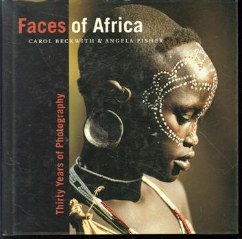 Faces of Africa : thirty years of photography