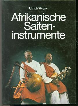 Afrikanische Saiteninstrumente