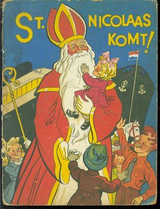 St. Nicolaas komt!