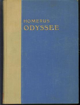 Odyssee. Metrische vertaling van Dr. Aegidius W. Timmerman.