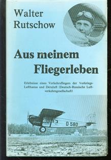 Aus meinem Fliegerleben : erlebnisse eines Verkehrfliegers der Vorkriegs Lufthansa und Duruluft