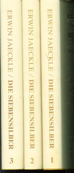 Die Siebensilber gesammelte Gedichte. 3 delen
