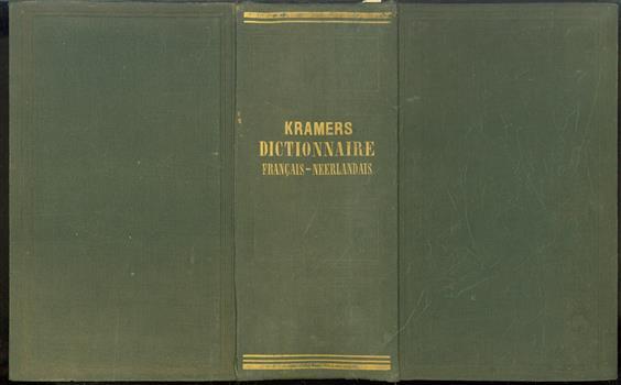 Nouveau dictionnaire fran�ais-ne�rlandais