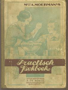 Practisch kookboek.