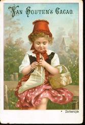 Meisje met breiwerkje - Girl with knitting