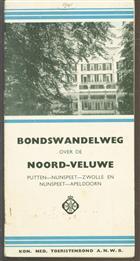 bondswandelingen over de Noord Veluwe ( Putten - Nunspeet - Zwolle - En Nunspeet - Apeldoorn )