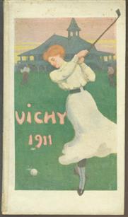 (TOERISME / TOERISTEN BROCHURE) Guide de l;etranger à Vichy ...