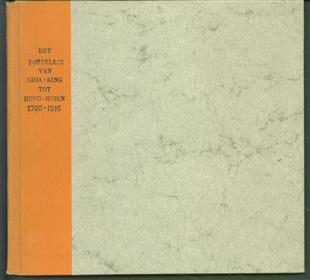 Het porselein der laatste Zonen des Hemels van Chia-King tot Hung-Hsien 1795-1916 La porcelaine des derniers Fils du Ciel de Chia-King à Hung-Hsien 1795-1916.