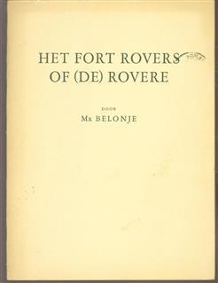 Het Fort Rovers of (de) Rovere