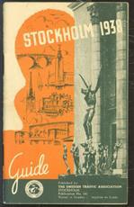 Stockholm : 1938 guide.
