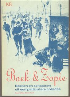 Boek en zopie, boeken en schaatsen uit een particuliere collectie