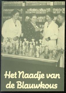 Het naadje van de Blauwkous, over een eeuw vrouwen in de wetenschap aan de RUU