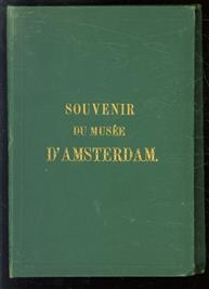 Souvenir du Musee d;Amsterdam [album de photographies].