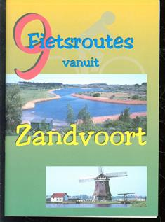 Negen fietsroutes vanuit Zandvoort