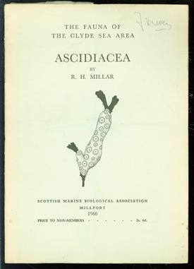 The fauna of the Clyde Sea area. Ascidiacea, with a key to the species