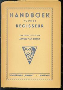 Handboek voor den regisseur