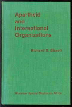 Apartheid and international organizations