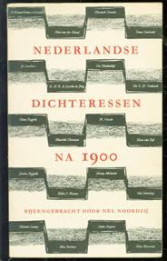 Nederlandse dichteressen na 1900