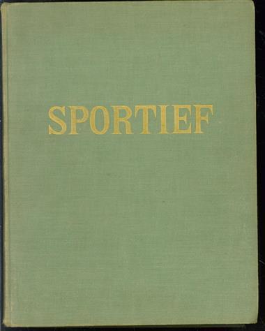 Sportief, weekblad voor alle sporten - ( 3e jaargang 1948 )