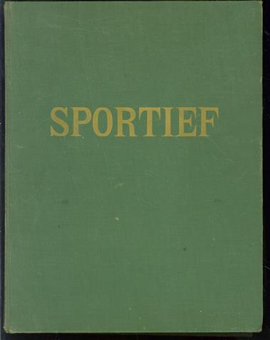 Sportief, weekblad voor alle sporten - ( 4e jaargang 1949 )